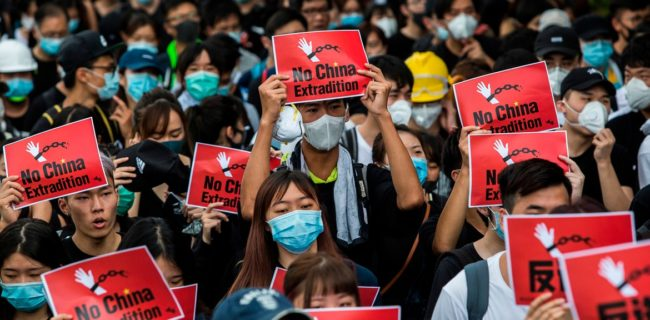 Nike cancels Undercover release amid Hong Kong protest